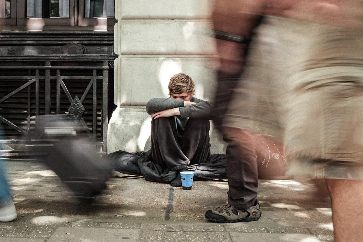 Lost in London - Daniel