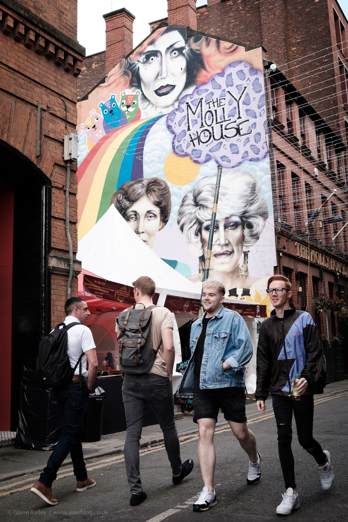 Manchester gay pride 2017