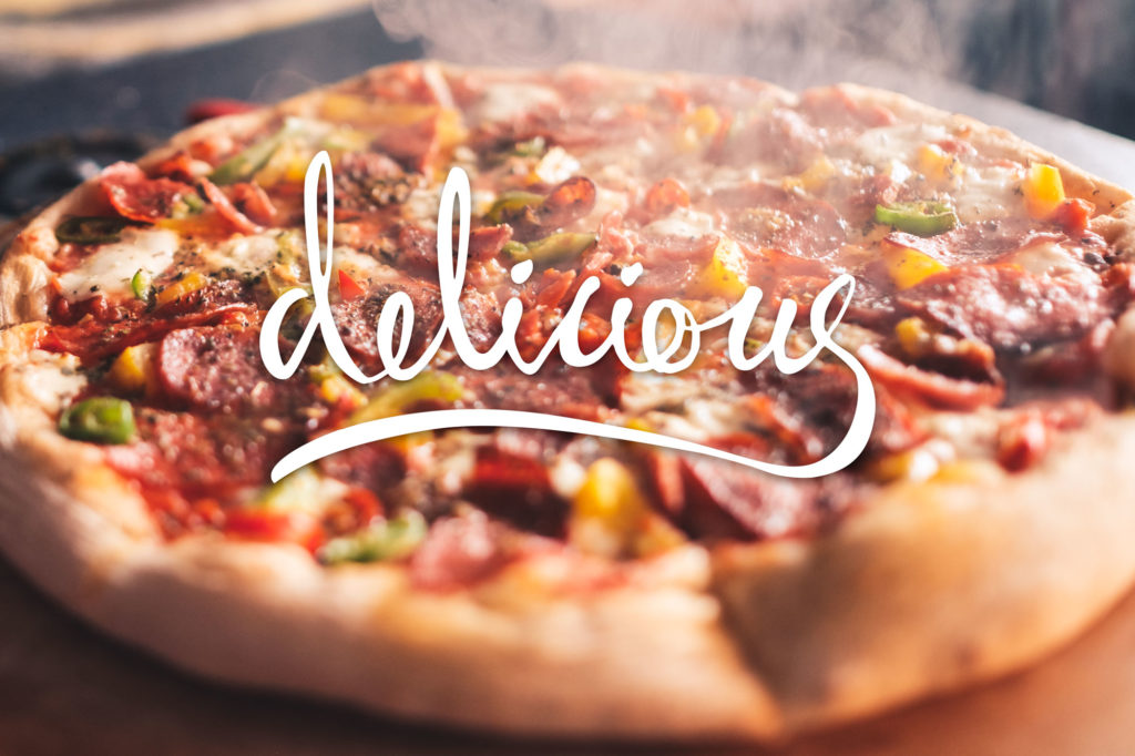 Domingo Pizza - Delicious